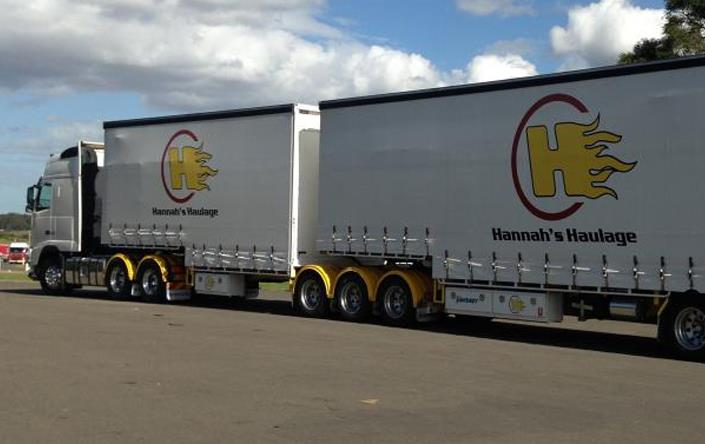 B/Double MC Interstate and HC Country NSW  Drivers required