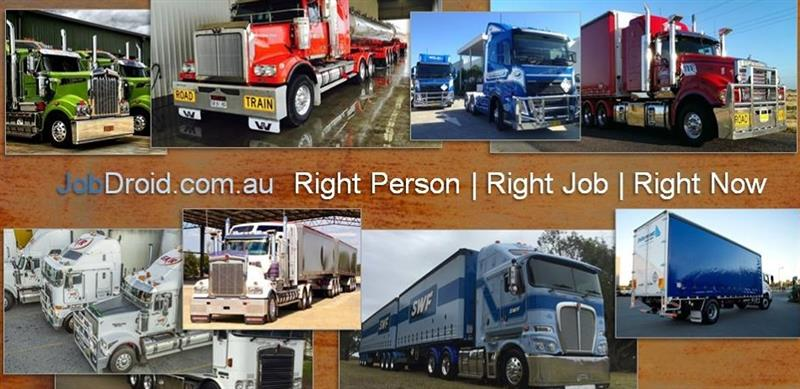 MC Truck Drivers | Container Work at a Brand new facility at the Port of Brisbane