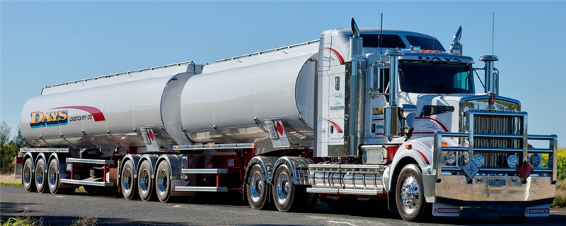 Long Distance Tanker Driver