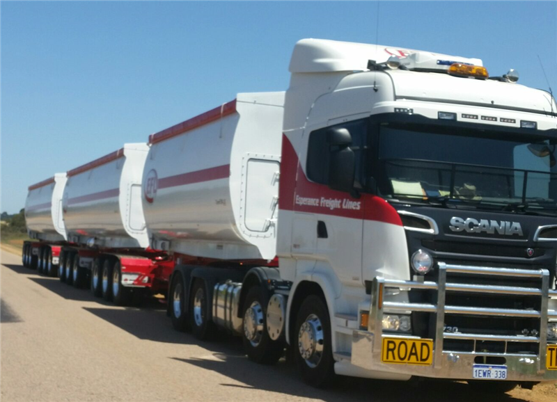 ESPERANCE BASED GENERAL FREIGHT YARD/DRIVER