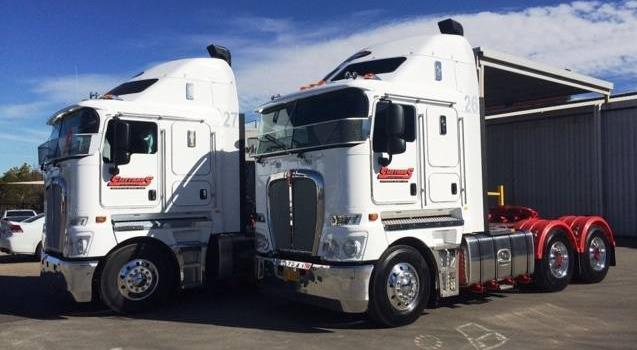 Riverland to Adelaide return  MC Drivers