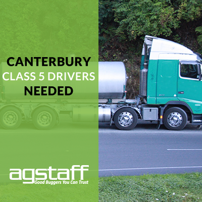 Class 5 Drivers- Opportunity +++ - relocate to NZ! - Accom & Relocation Negotiable