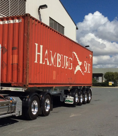 5 x HC and MC Container Drivers - Day and Afternoon shifts - Now available.