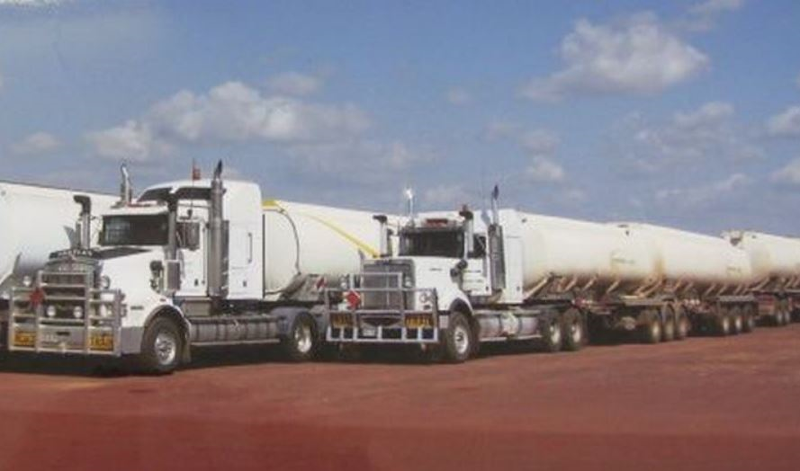 Fuel Tanker / Road Train Driver