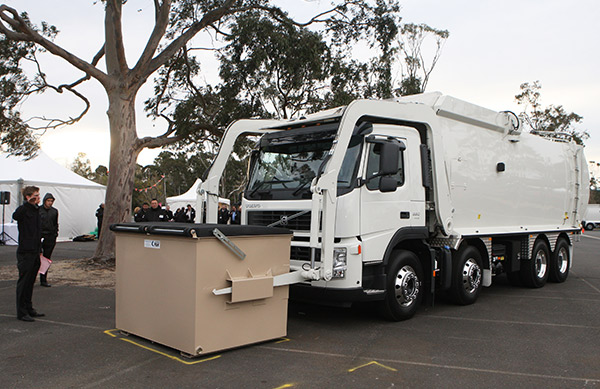 HR Drivers / Rear Lift, Hook Lift, Crane and Front lift / For a Reputable waste management company in Rocklea