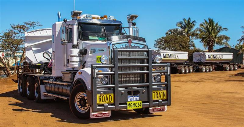 MC Driver - Quad Road Train Operator