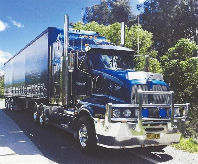 HC Driver for interstate work Central Coast