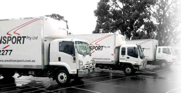 HR Truck Driver Removalist