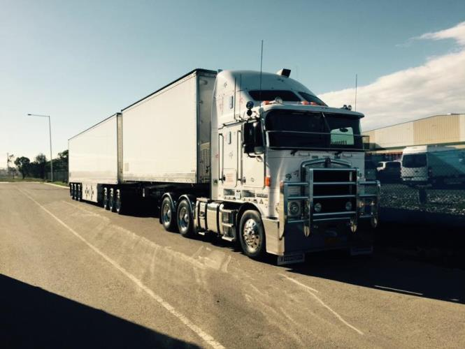 MC Driver |Changeovers and Linehaul out of Regency Park SA| Paid 49.74c/km