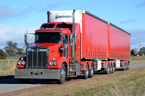 MC Driver |Changeovers and Linehaul out of Regency Park SA| Paid 49.74 c/km
