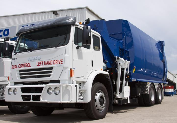 WASTE DRIVERS NEEDED  - Experienced HR Drivers