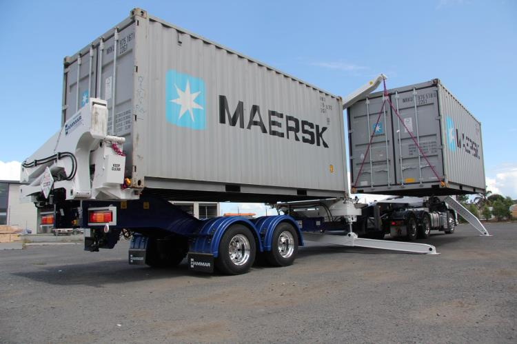 3 x MC Container DRIVERS for PM SHIFT only