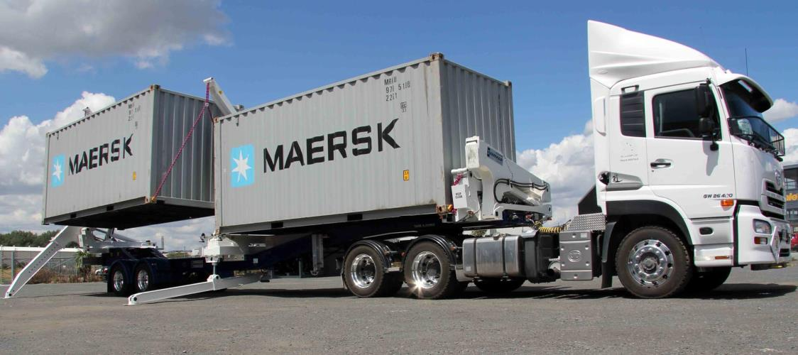 3 x MC Container DRIVERS for AM SHIFT