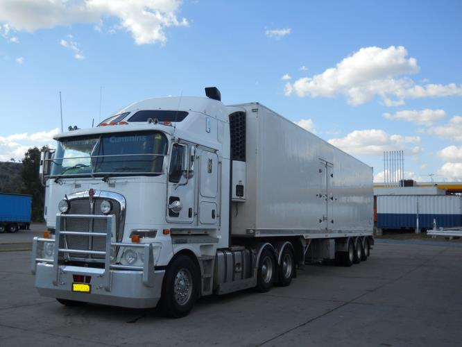 HC Local Drivers with a large refrigerated company