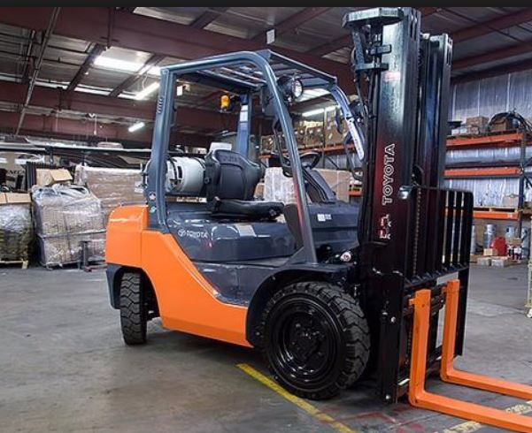 HR Driver with Forklift Ticket Wanted