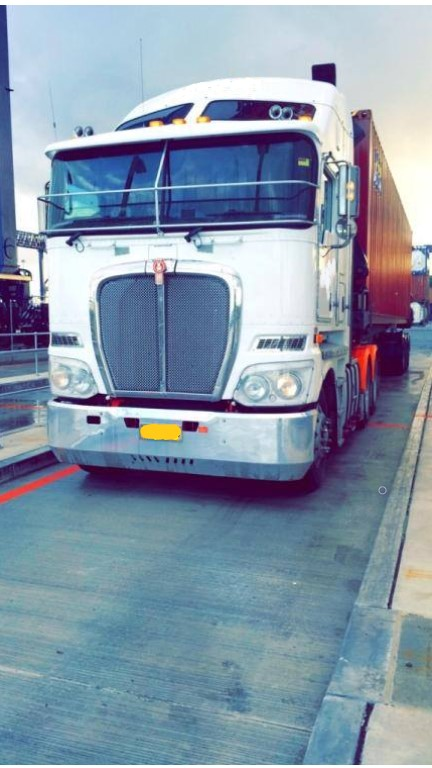 HC Container Driver