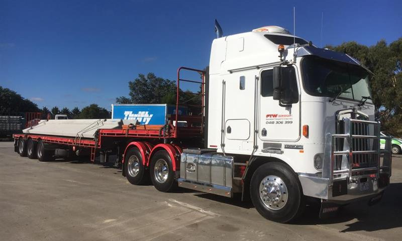 FTW GROUP P/L - TRUCK DRIVERS WANTED