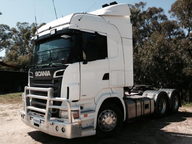 MC Driver | 2 trips to Melbourne + 1 Changeover | ONGOING