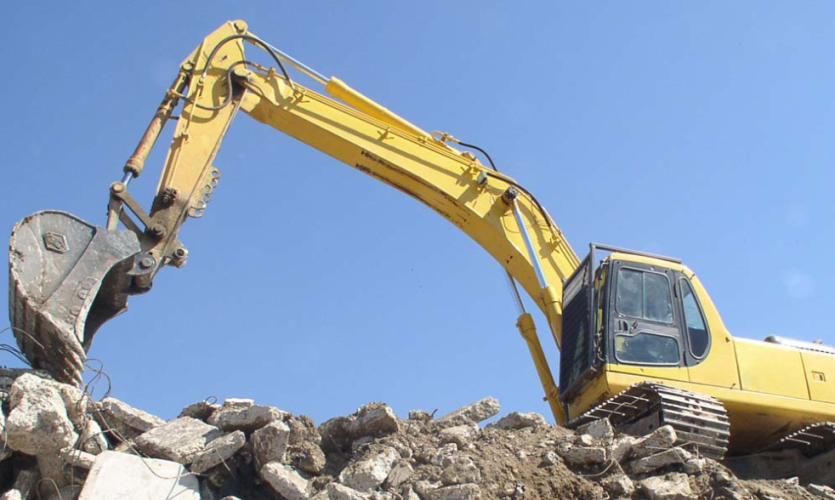 Excavator Operator l Quarry Project