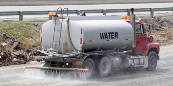 HR Water Tanker Driver