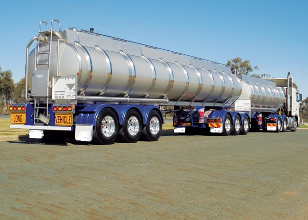 Tanker Operation Driver (MC Class) - ANNUAL WAGE - APPROX $86000