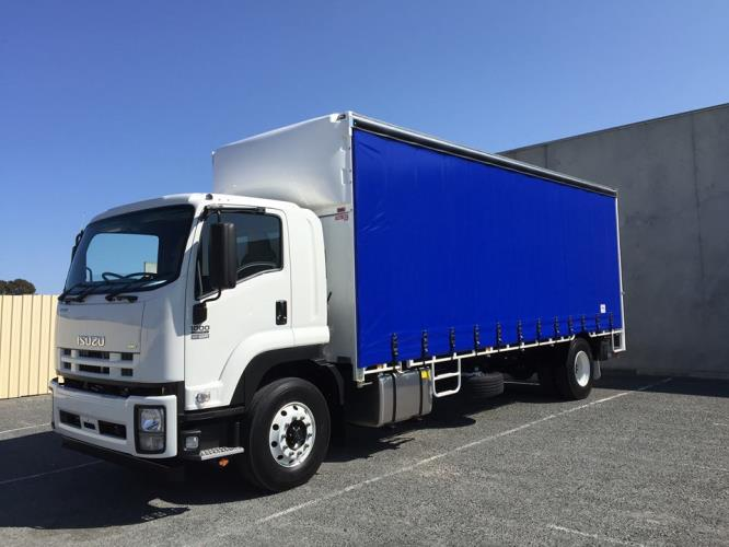 HR Truck Driver based out of Homebush Sydney.