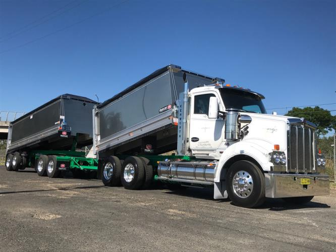 2 x HC Truck and Dog Drivers Needed out of Springwood
