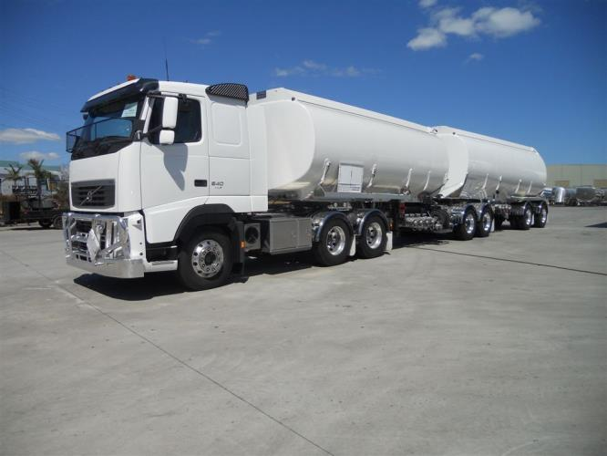 Earn up to $125,000  - MC Tanker Driver - Rotating Roster