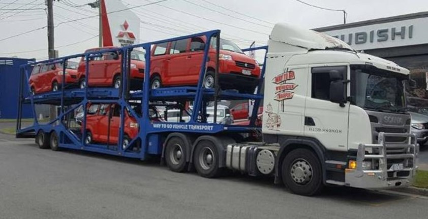 Car Carrier Truck Driver Local - HC  Licence