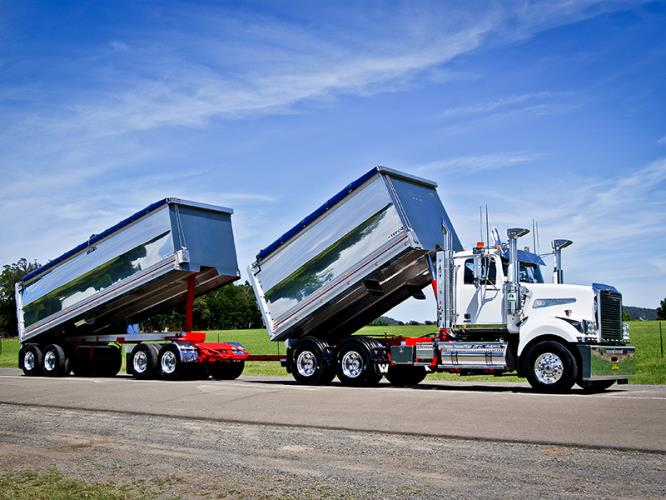 2 x HC Truck and Dog Drivers Needed out of Springwood $27.12