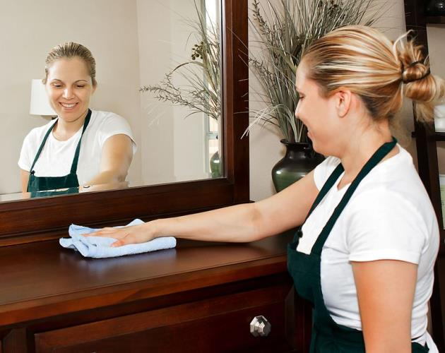 Housekeeping Room Attendant