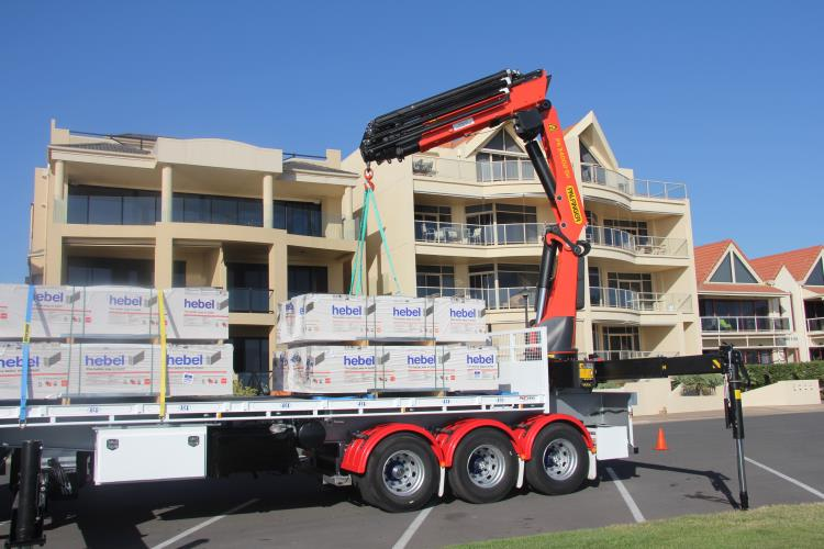 HC Driver with Crane Licence Riverstone Location