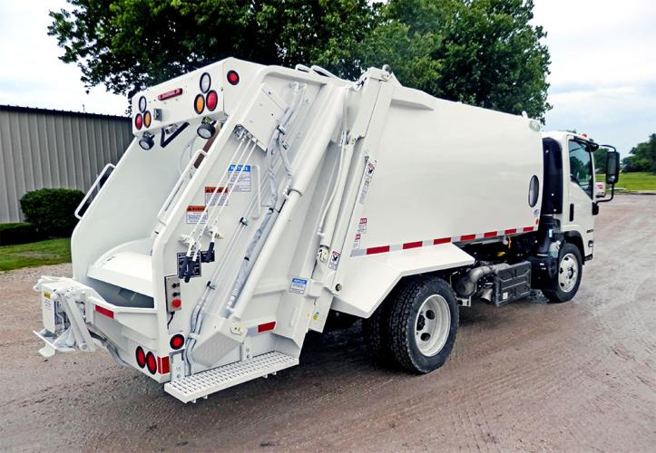 HR Waste Industry Professionals Needed Side Lift DRIVERS