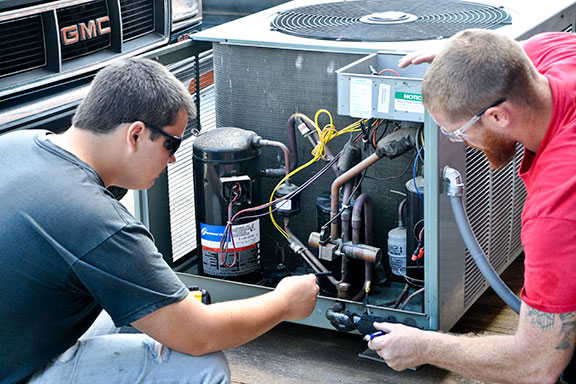 Airconditioning and Refrigeration Mechanic