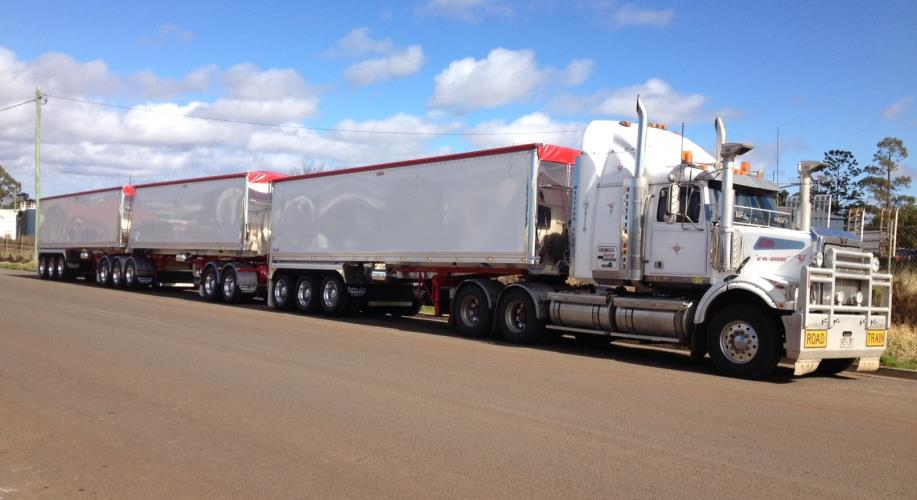 Expression of interest Calling all ROAD TRAIN DRIVERS $43 - Perth