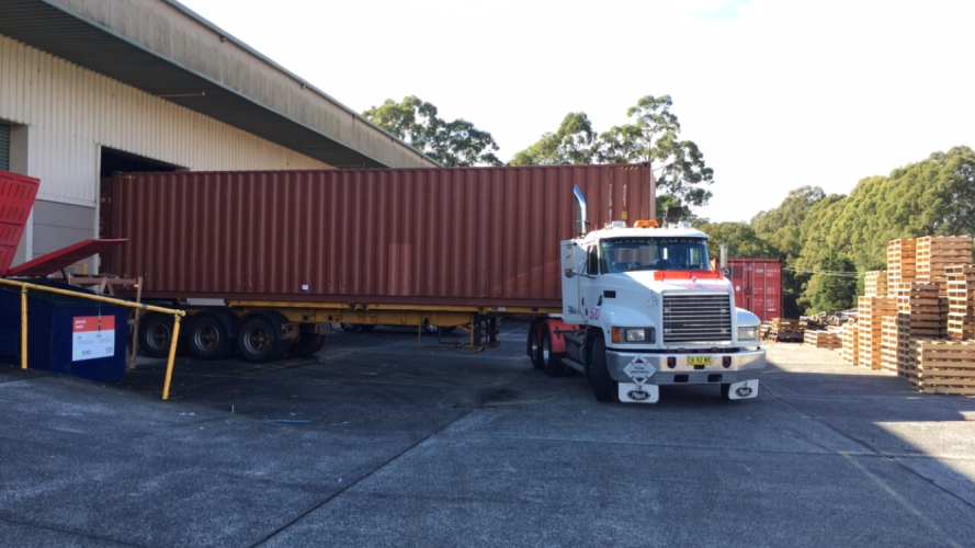 HC and MC Container Drivers Needed for work out of Kemps Creek