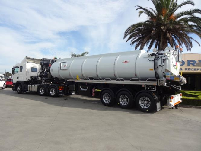 2 x PERM HC Tankers Drivers Required