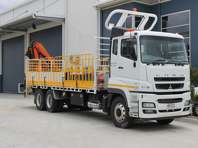 Crane Truck Driver Required - North Brisbane