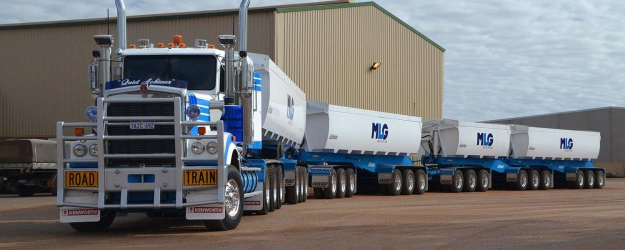 Road Train Operator FIFO 2/1