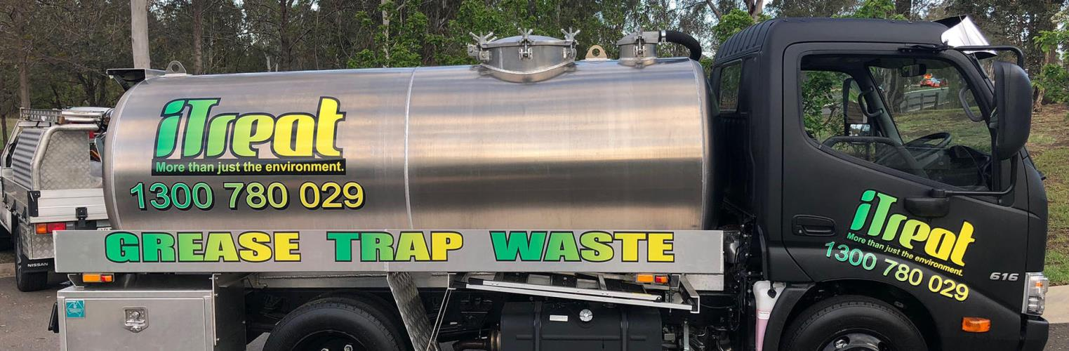 HR liquid waste tanker driver