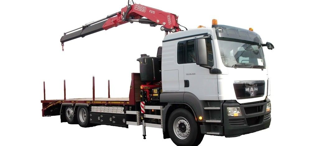 HR TRUCK DRIVER WANTED