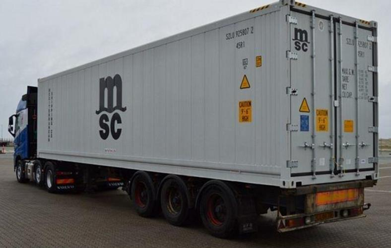 Looking for HC MSIC Container Drivers to work 12 hour shifts