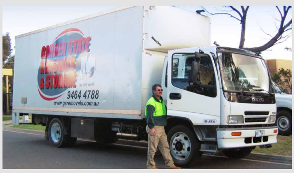 Driver/Furniture Removalist