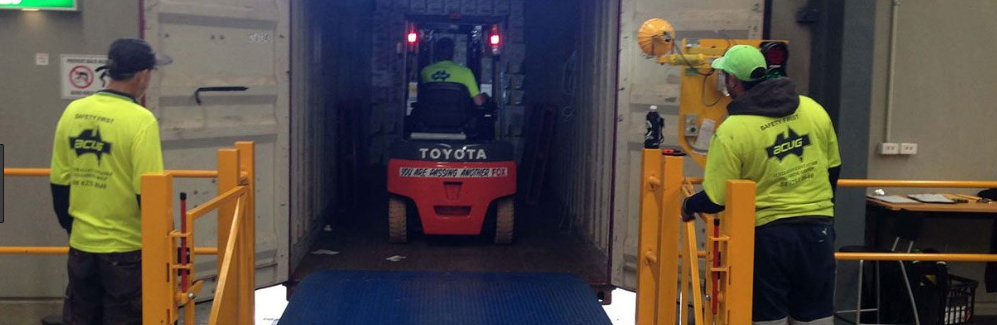 Container Crews - Forklift Drivers / Labourers on-going