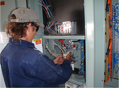Electrician - Fitter/Mechanic
