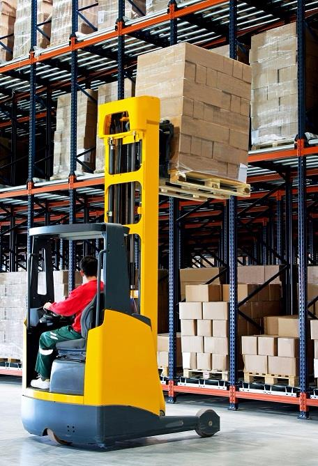 Forklift drivers - High Reach