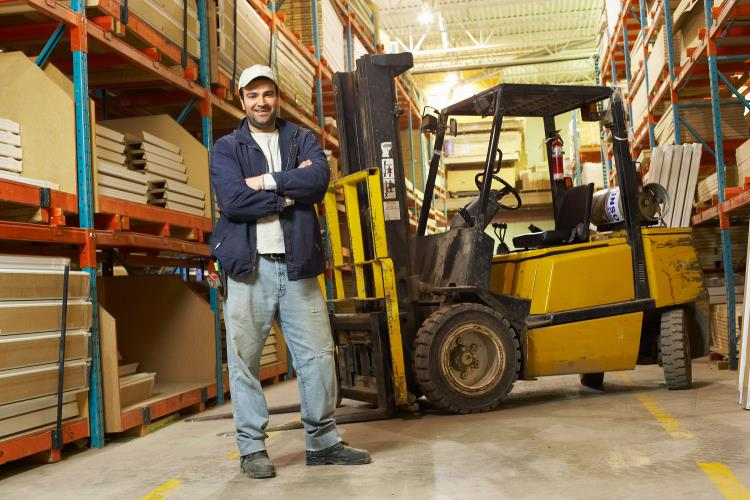 Professional Forklift Operators Needed