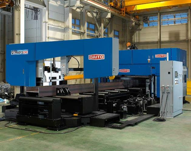 Structural Steel Beamline/Saw Operator