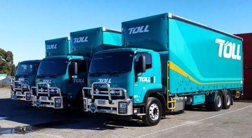 Toll Transport- Darwin