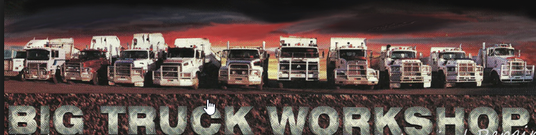 Big Truck Workshop